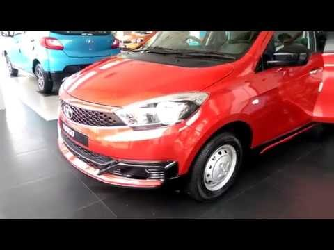 Tata Tiago Berry Red XM