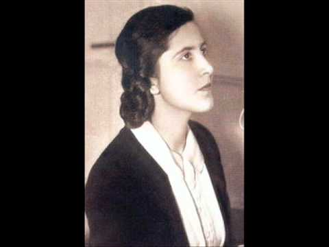 Lili Kraus plays Bartók 6 Romanian Folk Dances (rec. 1938)