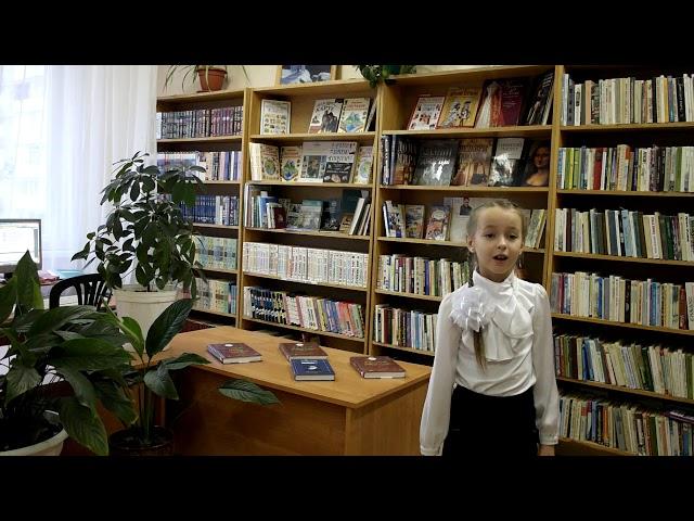 Изображение предпросмотра прочтения – СофьяАщепкова читает произведение «Собака» И.С.Тургенева