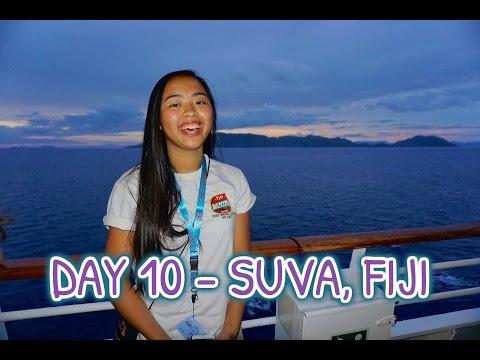MAGICAL VIEWS IN SUVA, FIJI