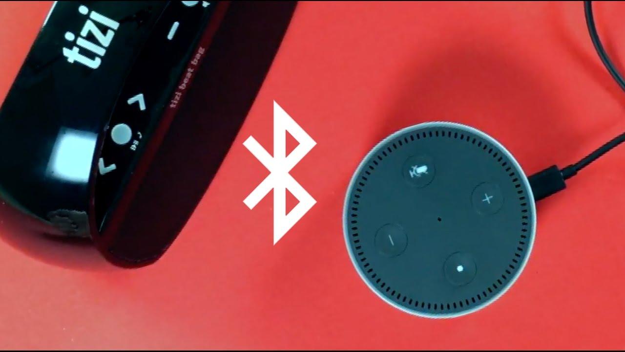 Amazon Echo Dot mit Bluetooth Lautsprecher nutzen