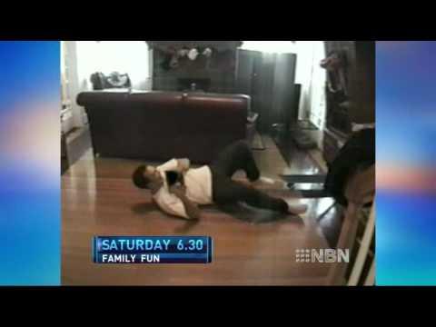 Australia's Funniest Home Video Show 6:30 Saturday on NBN -