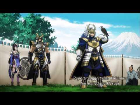 Samurai Warriors 10 Year Anniversary Anime