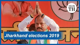 All about the 2019 Jharkhand elections