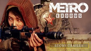Metro Exodus - Story Trailer [FR]