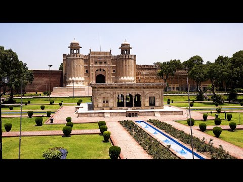 Lahore, Pakistan in 4K Ultra HD