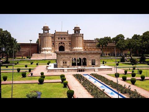 Lahore, Pakistan in 4K Ultra HD
