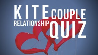 Kite Couple Relationship Quiz - Nic O'Neill and Paul de Bakker