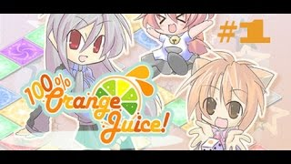 FURRY PORN - 100% Orange Juice Part 1