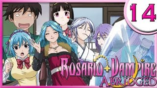 Rosario Vampire Abridged Episode 14 The Tale Of The Black Hair