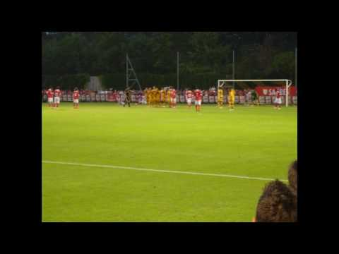 SL Benfica 4-1 FC Aris Thessaloniki (Golos de Aimar e Kardec)
