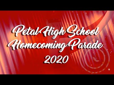 PETAL HIGH SCHOOL HOMECOMING PARADE 2020 (DAY 1)