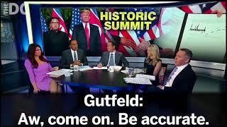 Greg Gutfeld Loses It On Juan Williams After Anti-Trump Tirade