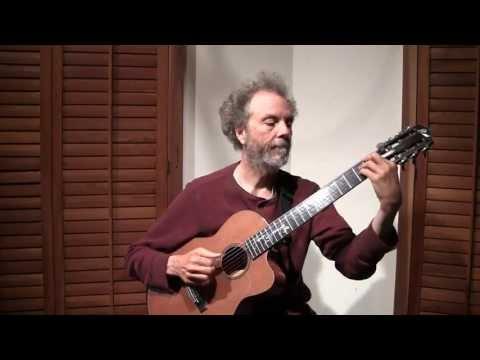 """Peter Sprague Explains His Solo Guitar Arrangement on """"Desafinado"""""""