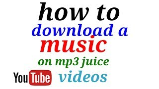 How to download a music on android