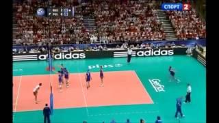 волейбол мировая лига россия польша
