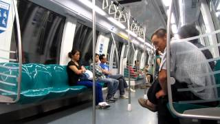 CCL Cable Replacement: SMRT C830 [817] journey from Mountbatten → Paya Lebar (» Paya Lebar)