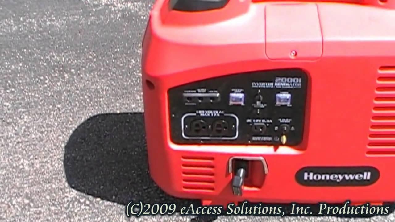 Yamaha Generator Manual