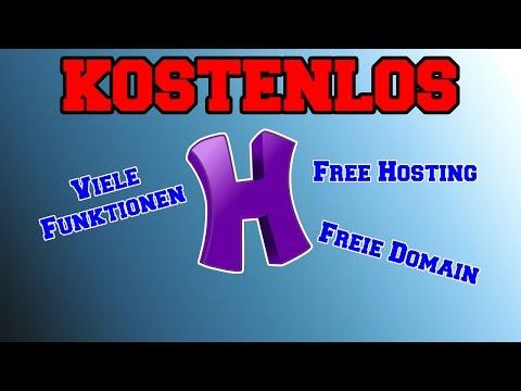 KOSTENLOSE Website erstellen! | Domain inklusiv + OHNE Werbung vom Hoster ~ HOSTINGER.DE
