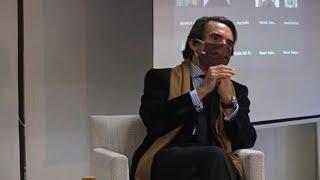 Aznar alerta contra el