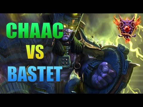 SMITE Masters Ranked Duel - Chaac vs Bastet | Read Like A Book!