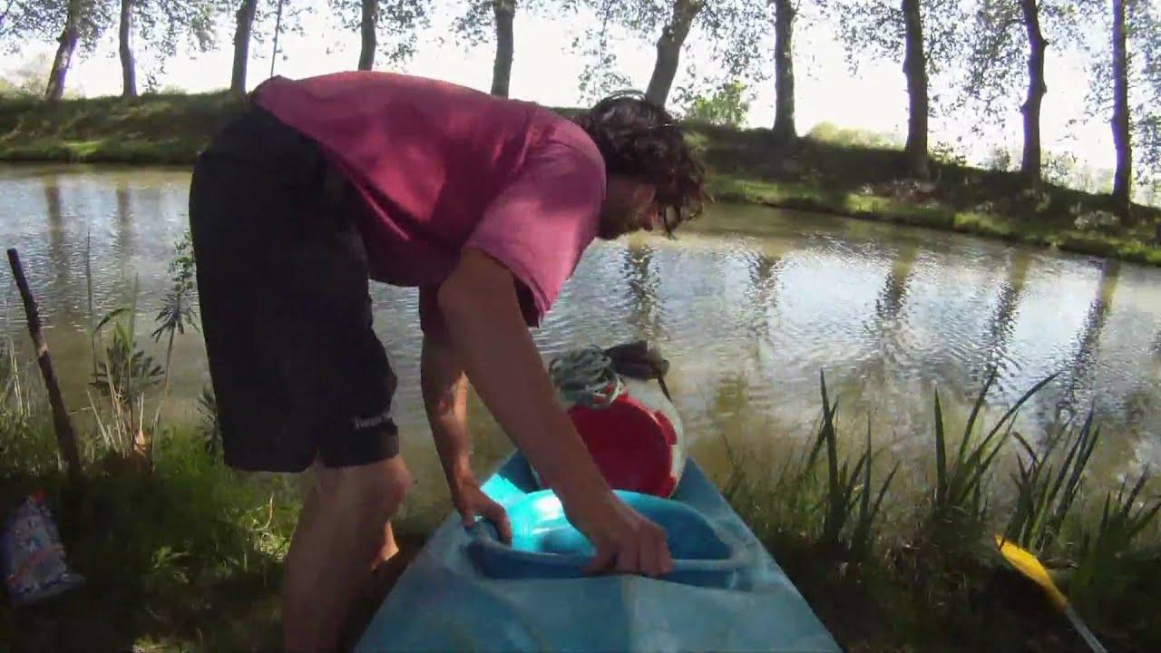 8500b731fa6 Kayak Trip in France, 530km : Canal du midi & Garonne