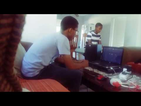 SomeWhere In Limpopo Beat making Series : Ep3 - The Collabo Ft @_theoo._.m and @_siibusiso