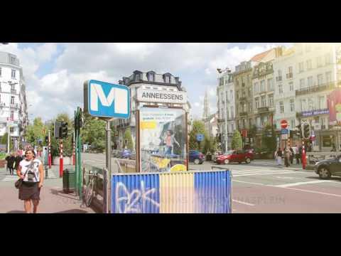 Piétonnier Ville de Bruxelles