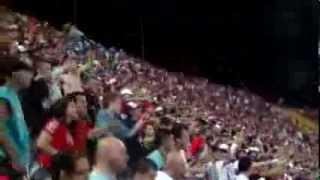 MEDELLIN 1 vs Los Ro(L-T)os  1   Futbol Colombiano 2013/oct/02   Fecha # 13