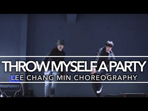 Throw Myself A Party - Cashmere Cat | ChangMin Lee Choreography @1997studio