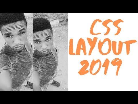 CSS LAYOUT 2019. CSS_TUTORIAL_6_' thumbnail