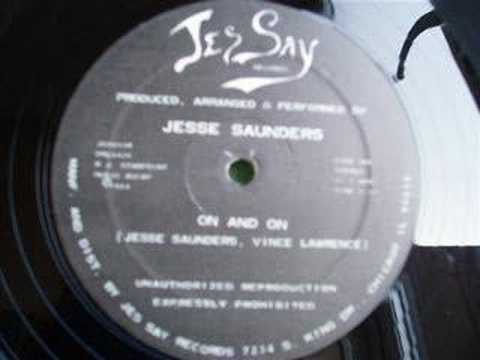 Jesse Saunders On and On