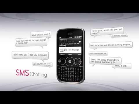 LG Etnaz GW300 Commercial