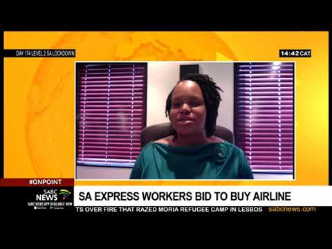 SA Express workers' bid to buy the airline: Thabsile Sikakane