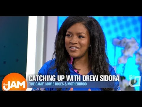 Drew Sidora talks 'The Game' and 'Step Up'