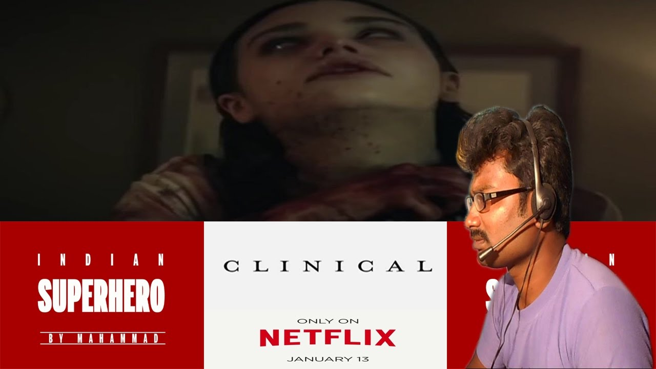 Clinical Netflix Trailer REACTION - YouTube
