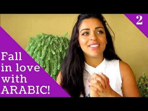 5 Reasons That'll Make You Fall in Love with Arabic! #2