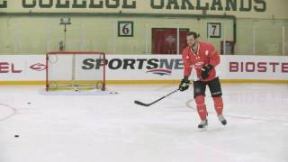 #KeepingItNatural - Tyler Seguin Accuracy Challenge