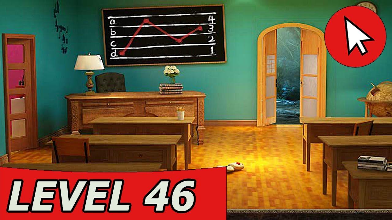 Can You Escape The 100 Room I Level 46 Walkthrough Youtube