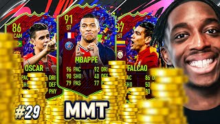 RECORD BREAKER MBAPPE JOINS THE SQUAD! 3 MILLION COINS SPENT! S2 - MMT #29