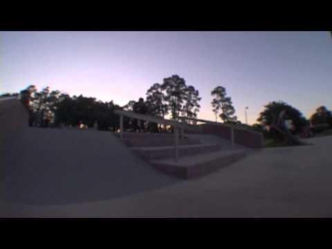 Mobile, Al Skatepark