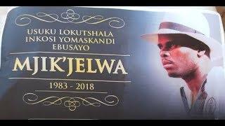 "Download lagu Funeral service of Sibongiseni ""Mjikijelwa"" Ngubane"