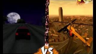 GTA IV vs GTA: San Andreas