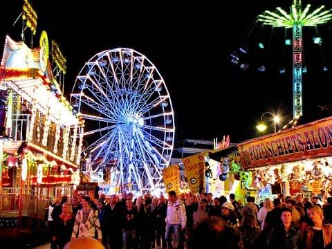 Deutsche Volksfest in das Niederlande Leiden 3 oktober review