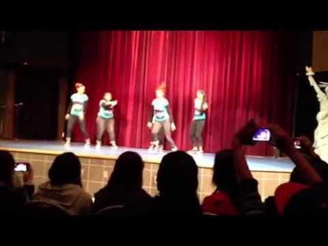 San Ysidro Middle School Talent Show