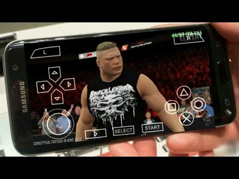 How to download wwe2k17 iso PPSSPP Game for android with proof