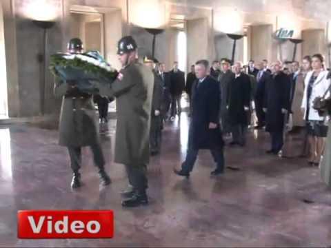 Ürdün Kralı, Atatürk'ün huzurunda ağladı