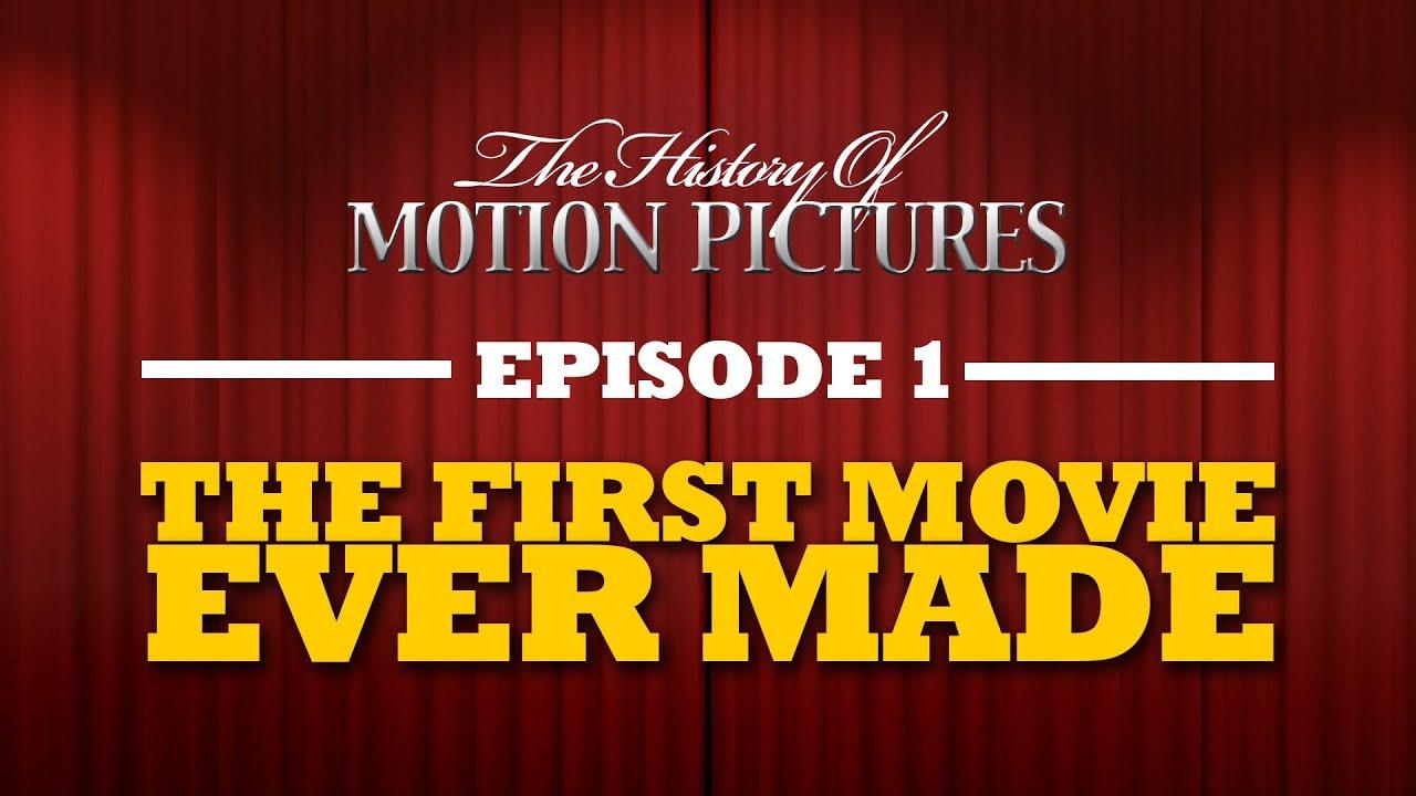 First made movie when