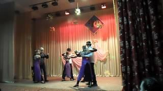 Танго под песню из к/ф Шаг вперед3