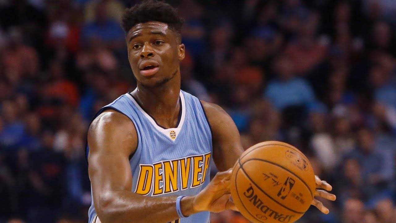 Image result for emmanuel mudiay nuggets